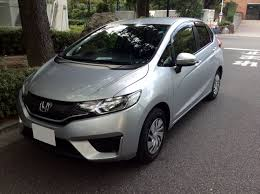 Honda Fit 13g F Package
