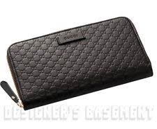 gucci zipper wallet. gucci black leather micro guccissima gold-toned zip around wallet nib authentic! gucci zipper