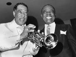 <b>Duke Ellington</b> and <b>Louis Armstrong</b>   <b>Louis armstrong</b>, Duke ...