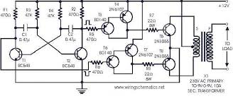 dc to ac inverter circuit diagram the wiring diagram inverter circuit page 6 power supply circuits next gr circuit diagram