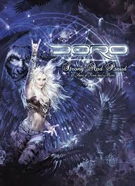 "<b>Doro</b> ""<b>Strong</b> And Proud - 30 Years Of Rock And Metal"" out now ..."