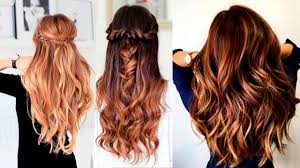 New Hair Style For Girls  new hairstyles cute hairstyles for girls 2017 black 2409 by wearticles.com