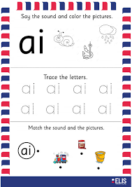 Identify the picture and stick its beginning sound. Group 4 Activity Worksheets Tr Elis Jolly Phonics Class Facebook