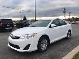 Used 2013 Toyota Camry LE in Gatineau - Used inventory - Villa ...