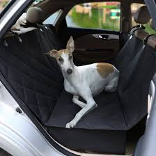 high quality car seat cover for dogs and cats anti slip car backseat hammock 100 waterproof scratch proof with padded cotton