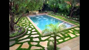 Small Picture Fascinating Small garden pool design ideas YouTube