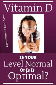 25 Hydroxyvitamin D Level Chart You Dont Want A Normal Vitamin D Level Heres Why