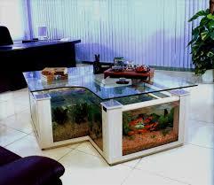 fishtank furniture. Furniture, Interesting Hexagon Fish Tank Coffee Table Inspirations Hd Wallpaper Pictures: The Fishtank Furniture
