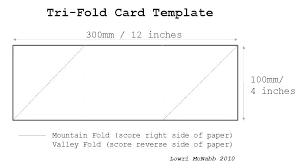 Half Fold Card Template Word Folded Greeting Card Template Related Post Half Fold Word