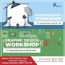 Graphic Design Training In Chennai Photography And Graphic Design Workshop At Tharamani Chennai Events High