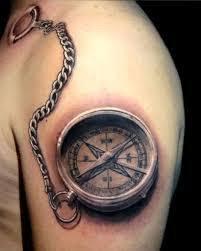 Tetovani Motiv Kompas 1jpg Motivy Tetování Vzor Tetování
