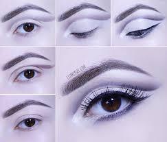 step by step gothic grunge makeup tutorial easy fast liz breygel january