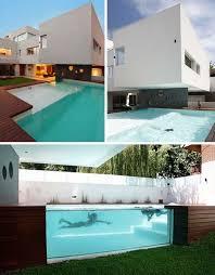 wood patio with pool. This Backyard Pool-plus-patio Wood Patio With Pool