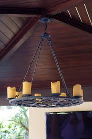 outdoor chandeliers for gazebos battery operated chandelier with remote control gazebo lighting wireless hanging lights powered