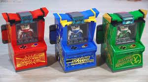 Builds ⏩ LEGO Ninjago Arcade Pods - Kai, Jay, Lloyd 71714 71715 71716 -  YouTube