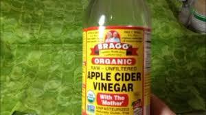 apple cider vinegar in your bathroom full of useless information