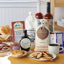 southern breakfast basket gift baskets towers slers gifts gift baskets everything