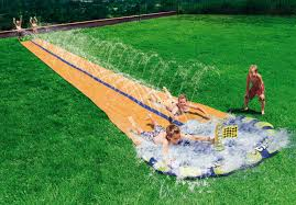 Backyard Water Slides  Home Outdoor DecorationWater Slides Backyard