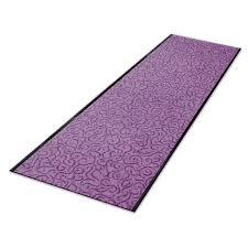 carpet floor runner brasil purple customised size