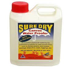 Suredry Canvas Waterproofer