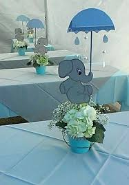 diy baby shower centerpieces for boy image cabinets and
