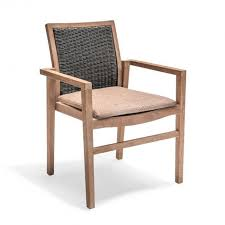 lisa garden chair stackable with