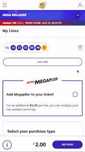 Mega Millions Chart How To Play Mega Millions Draw Games Illinois Lottery