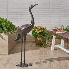 sunny outdoor 43 inch bronze cast
