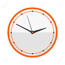 Wall clock for office Silver Vector Wall Clock Circle Sign With Chronometer Pointer And Deadline Stopwatch Speed Office Alarm Timer Minute Watch Vector Illustration Icon 123rfcom Wall Clock Circle Sign With Chronometer Pointer And Deadline