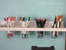 Wall mounted utensil holder 1