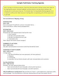 Sales Training Template Training Agenda Template Word Training Agenda Template Word