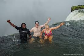 Besides viewing the victoria falls, there are many fun activities catering to people from different walks of life. Devil S Pool Adventures How It Feels To Swim On The Edge Of Victoria Falls The Whole World Is A Playground