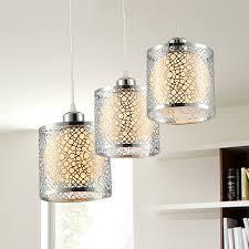 incredible silver pendant lights metal 3 light elegant pendant lights in bathroom