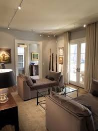 track lighting in living room. living room see more daybeds warm deep neutral colors track lighting in