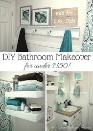 beautiful lovely bathroom makeovers diy best small ideas only on with small bathroom ideas on a budget