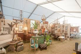 a beautifully stocked booth in tent c marberger farm antique show image