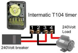 wiring diagram for intermatic t104r wiring discover your wiring intermatic t104 wiring diagram nilza