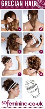 How Todo Hair Style How To Do Grecian Hair Sofeminine 4344 by wearticles.com