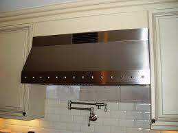 image of custom range hood insert