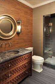 Eclectic Bathroom Interesting Masculine Bathroom Masculine Bathroom Masculine Bathroom Masculine