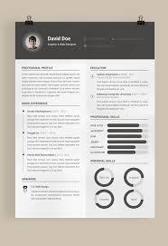 169 Best Cv Images On Pinterest Resume Career And Cv Template