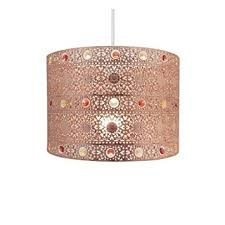 moroccan style lighting. copper gem moroccan style chandelier ceiling light shade fitting round universal plasticmetal lighting
