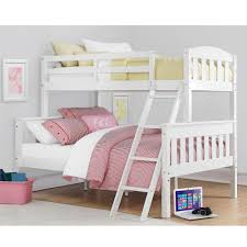 twin bunk beds white. Delighful Beds Dorel Living Airlie Twin Over Full White Wood Bunk Bed Inside Beds C