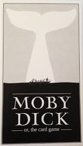 moby dick essays moby dick or the card game illuminating games my  moby dick or the card game illuminating games moby dick or the card game