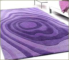 purple and white area rugs black