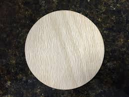 large 3 4 thick oak wood circles 20 6mm