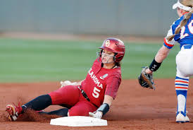 Women's college world series | live. Ou Softball Sooners Outlast Liberty 5 4 In Hall Of Fame Tournament In Oklahoma City Sports Oudaily Com