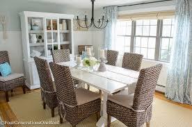 coastal dining room. Dining Room Makeover {coastal} Coastal
