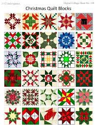 Christmas Quilt Clipart (26+) & christmas quilt block clipart Adamdwight.com