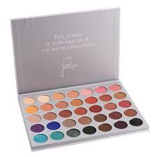 morphe jaclyn hill 35 color eyeshadow palette jaclyn hill edition